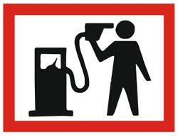 Протестная акция «Стоп бензин!»