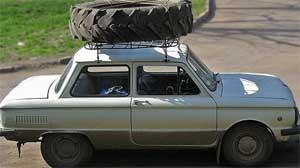 Запасное колесо - автомобильный рудимент?