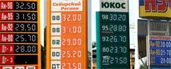 Проблемы с бензином в Москве