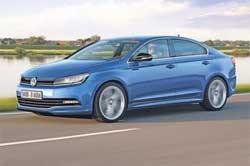 Volkswagen Golf CC 2015 года