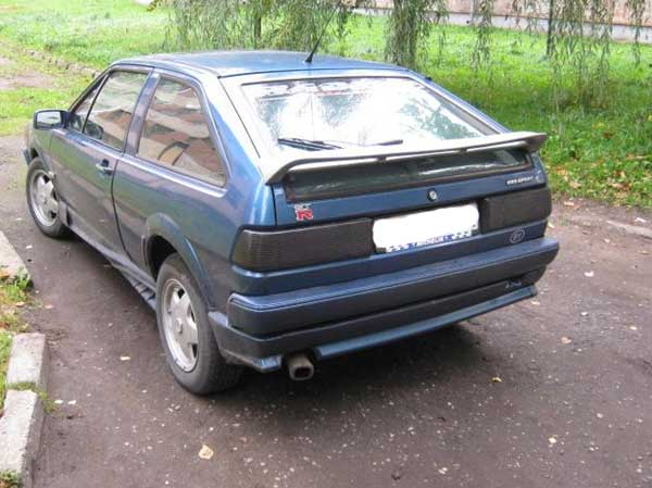 VW Scirocco mk2, 1983 г., 1,8б