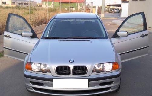 BMW 316i (2000 г.в.), заднеприводный седан с МКПП
