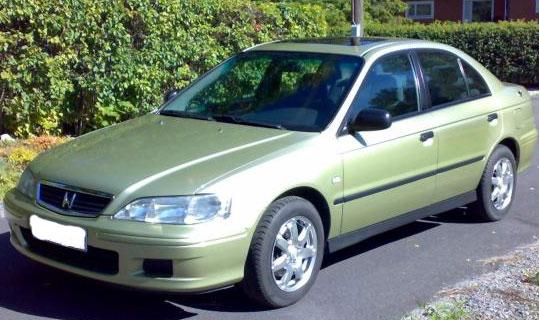 Хонда Аккорд 99г