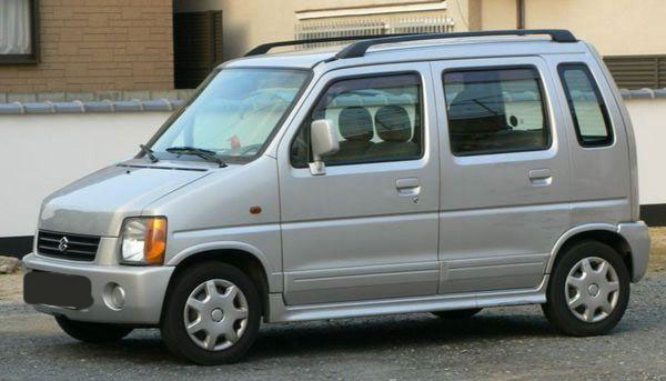 Suzuki Wagon R 2002 год