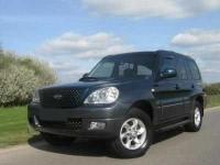 Hyundai Terracan 2003 г