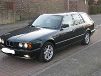 BMW 524td, Е34 кузов